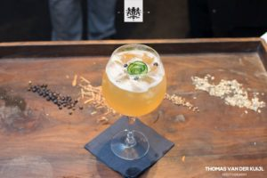 de winnende mocktail van happy drinks the battle the madonna