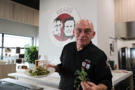 Gezonde kantine: Rob & Bob Fair Food