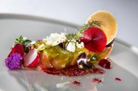 Lenterecept Servais Tielman van Cucina del Mondo in Heerlen: kvitsoy zalm