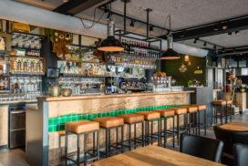 Horecainterieur: Restaurant De Beren op nieuwe locatie in Rotterdam