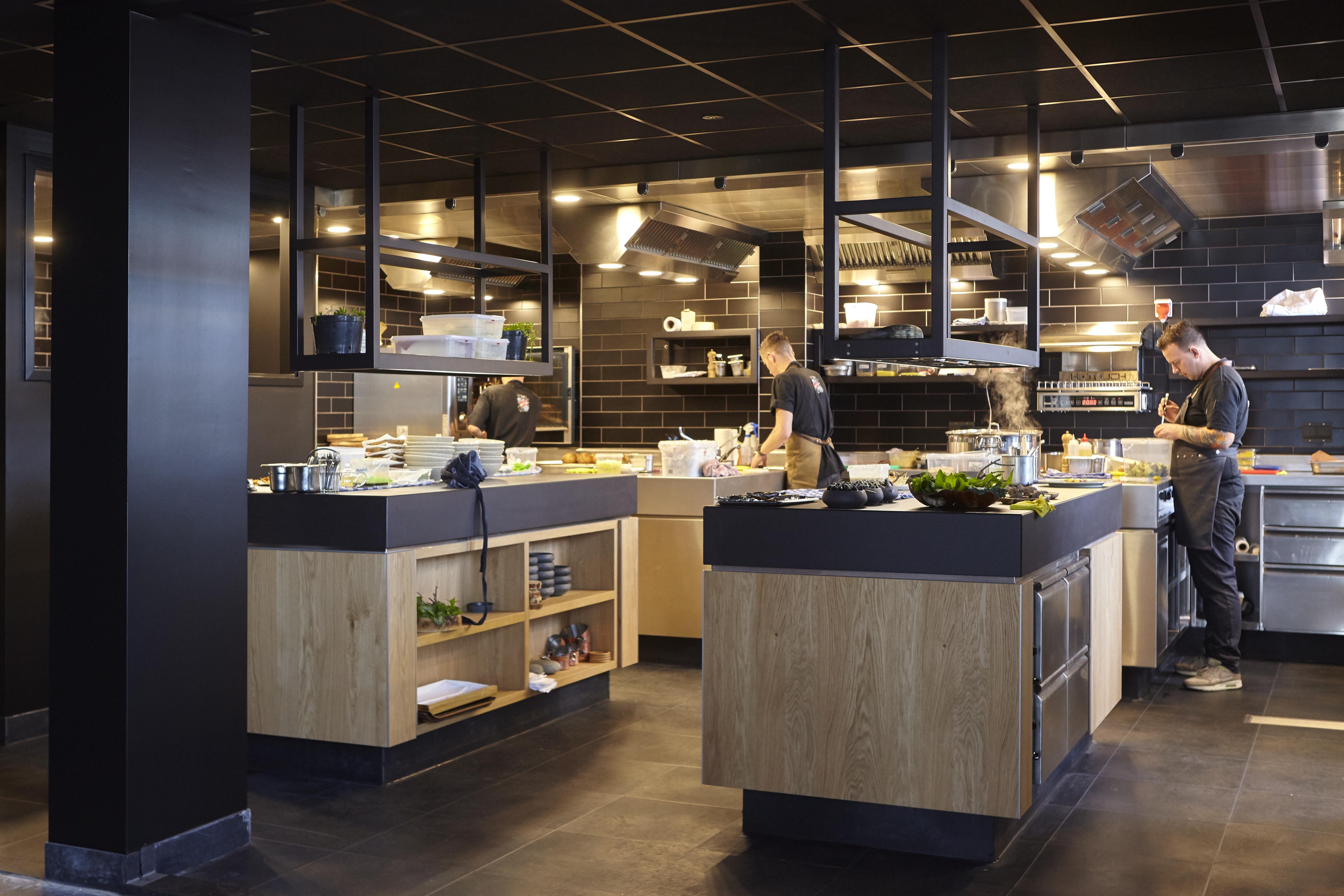 Keuken Van Thijs : Restaurant thijs meliefste in wolphaartsdijk : nieuwe horecakeuken