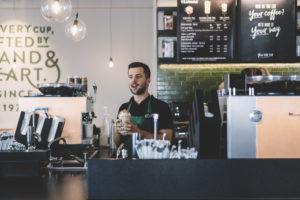 Starbucks, HMSHost