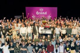 Jeroen Free wint Brand Bierbrouwwedstrijd opnieuw