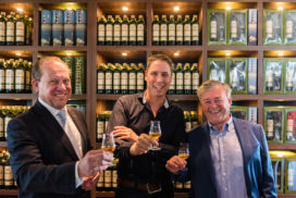 Nobeltje Experience Shop geopend in Wagenborg Plaza
