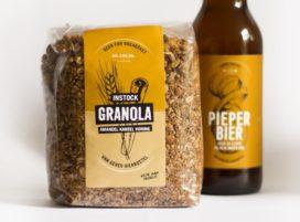 Restaurant serveert granola van overgebleven bierbostel