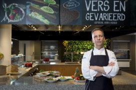 Karel van Tiel, executive chef-kok Albron, wil koken in de luwte