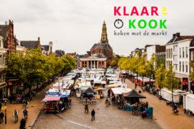 Groningse kookwedstrijd Klaar af Kook naar Vismarkt