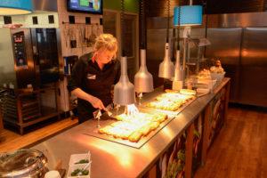 Chef Serveert