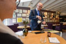 Harald Hovenkamp geslaagd als SVH Meestergastheer