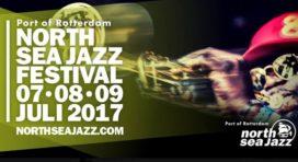 Pop-up voor Parkheuvel** op festival North Sea Jazz Rotterdam