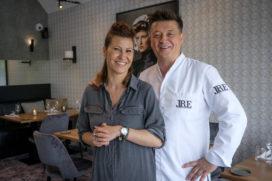 Bib Gourmand voor Tante Kee in Kaag: champagne vloeit