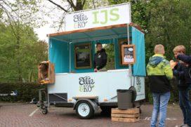 Achterhoekse ondernemers starten ambachtelijke ijs-catering
