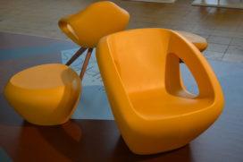 Horecainterieur: Nieuw interieurdesign voor de horeca op een rij