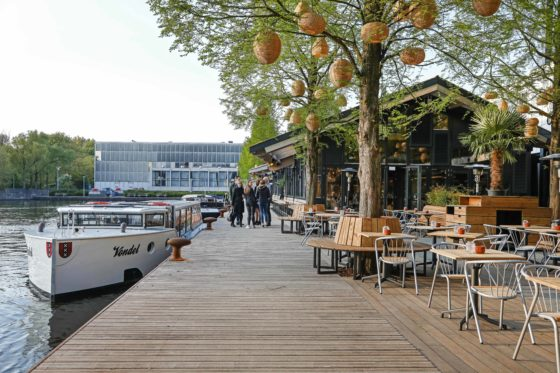 Strandzuid Amsterdam gaat werken met bestel app