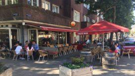 Terras Top 100 2017 nr. 81: Café Blek, Amsterdam