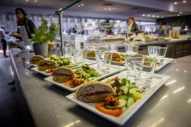 Gouden erkenning voor gezonde lunch in bedrijfsrestaurant
