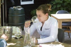 Marleen Brouwer van De Loohoeve Gastvrouw van het jaar GaultMillau 2019