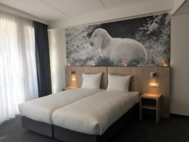 Hotel De Bonte Wever net op tijd klaar voor TT Assen