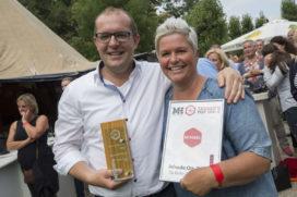 Parel van de Terras Top 100 2017: 'onmisbaar voor bedrijf'