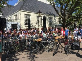 Terras Top 100 2017 nr. 42: Brasserie Nel, Amsterdam