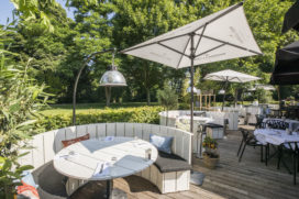 Terras Top 100 2017 nr. 3: The Harbour Club, Rotterdam