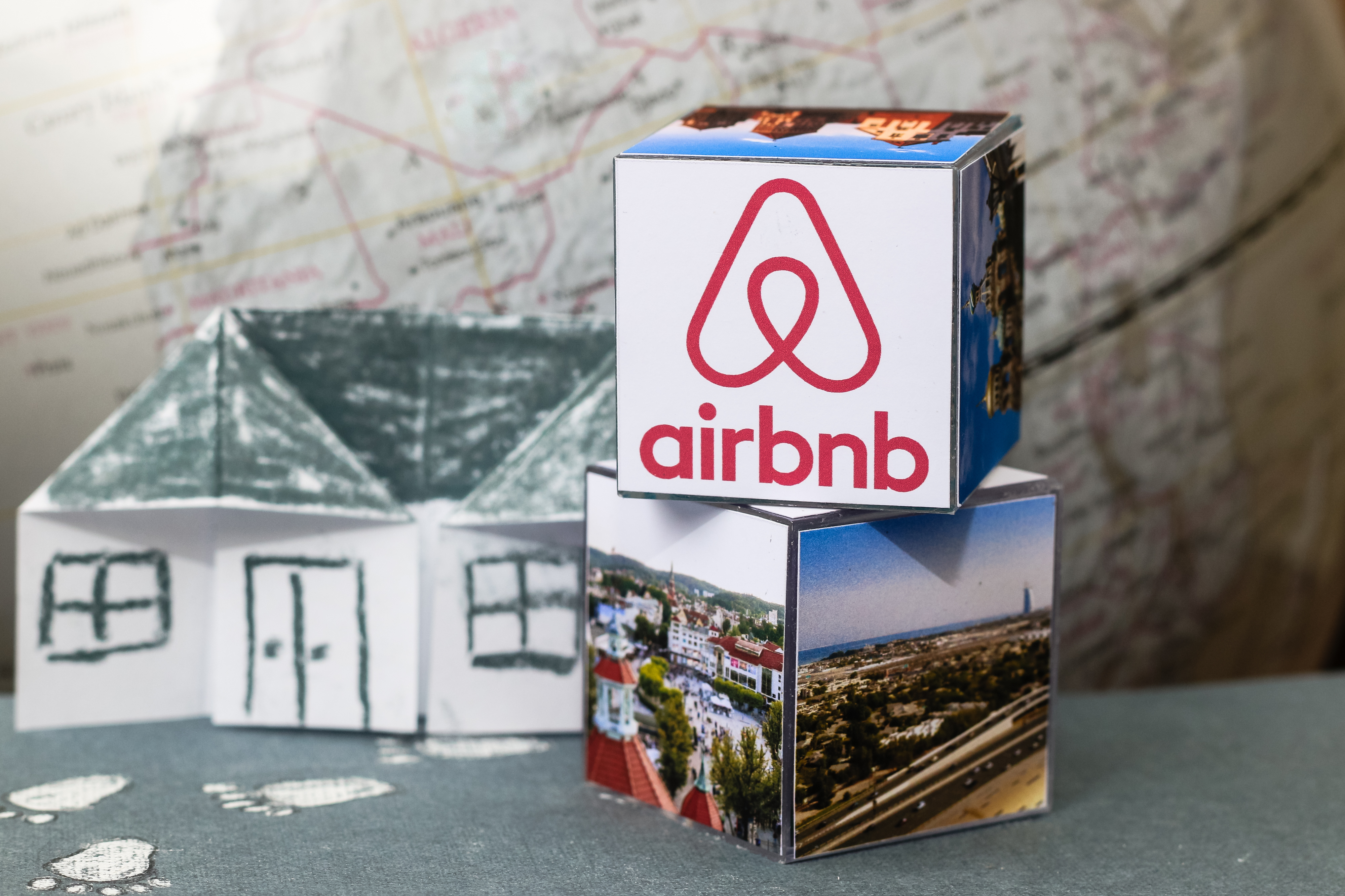 Alles over Airbnb