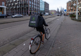 UberEats van start in Utrecht