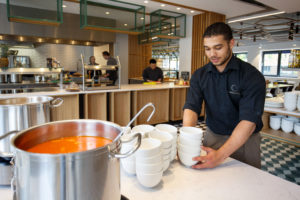 The Colour Kitchen failliet, restaurants voorlopig open