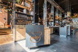 31ste vestiging van De Beren Restaurant in Gouda