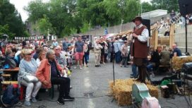Historisch Foodfestival Ketels aan de Kade Rotterdam