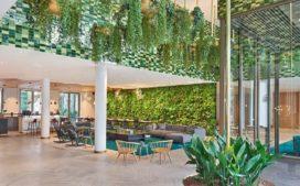 Hyatt Regency Amsterdam 'meest duurzame hotel'