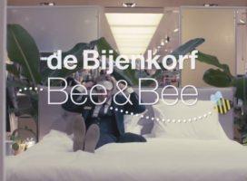 Bijzonder overnachten: de Bijenkorf wordt voor één nacht een bed & breakfast