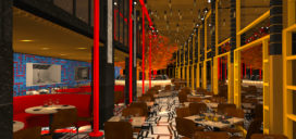 Horecainterieur: SushiSamba komt naar Amsterdam