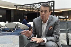 Hilton-topman Jochem Jan Sleiffer