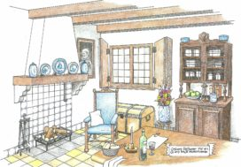 Geboortehuis Johannes Vermeer wordt weer 17e eeuwse herberg