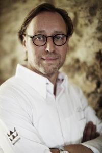 Thomas Bühner kookt met Richard van Oostenbrugge