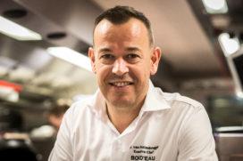 Richard van Oostenbrugge** verlaat Bord'Eau voor eigen restaurant met souschef