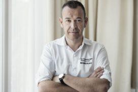 Richard van Oostenbrugge** kookt met Thomas Bühner***