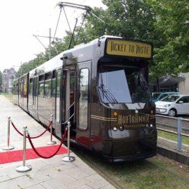 Tramrestaurant Den Haag van chef Pierre Wind krijgt vaste locatie