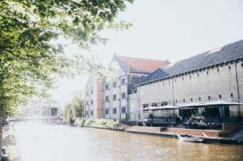 Horecainterieur: Proefverlof in voormalige gevangenis Leeuwarden