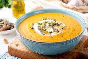 Maak het verschil met verse soep