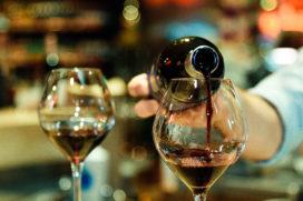 De Stelling: Meer wijnen per glas, is meer omzet