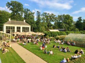 Brasserie Staverden wint Terras Top 100 2017