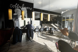 Koffie Top 100 2017 nr.13 : Coffeelovers Mariënburg, Nijmegen
