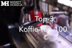Misset Koffie Top 100 2017: hoofdjury bezoekt top-3