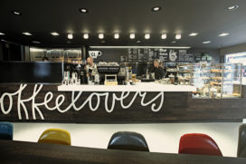 Koffie Top 100 2017 nr.21 : Coffeelovers Roermond, Roermond