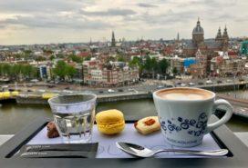 Koffie Top 100 2017 nr.25 : SkyLounge, Amsterdam