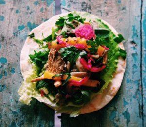 Chiapas Streetfood Mexicaans