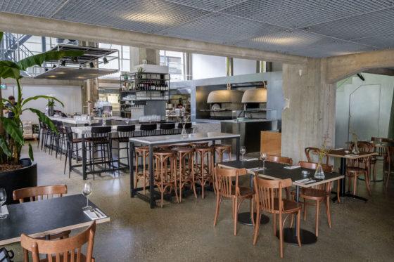 (C) Roel Dijkstra Fotografie / Foto : Fred Libochant  Rotterdam /  Old Scuola pizza
