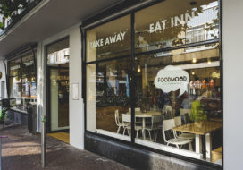 Foto's FoodMood: gezond fastfood in Nijmegen